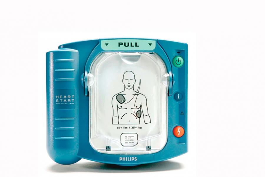 Desfibrilador DEA Philips HS1