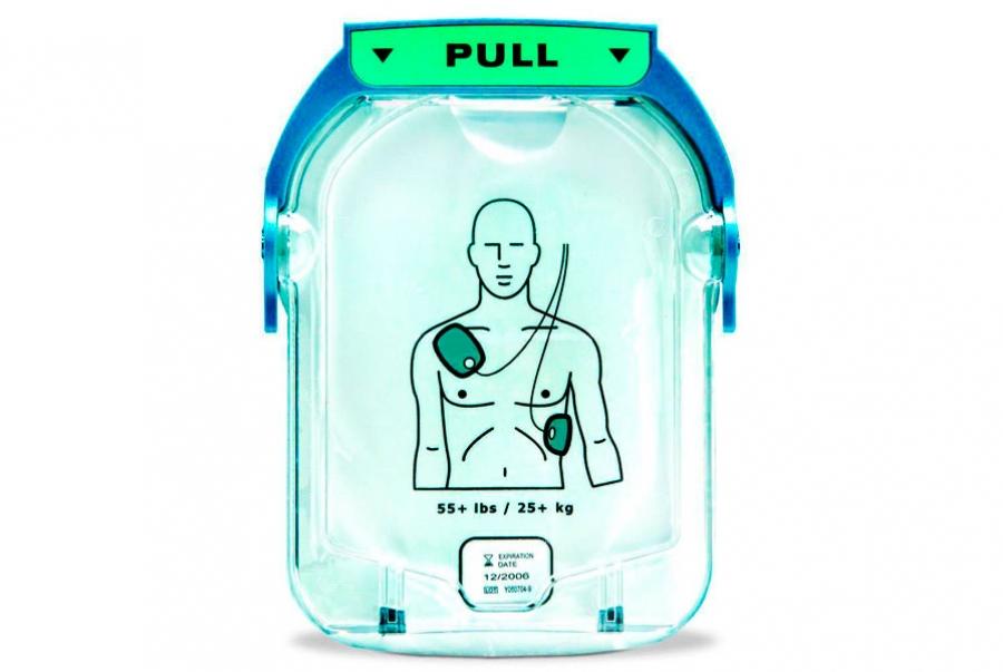 Electrodos para adultos DEA Philips HS1